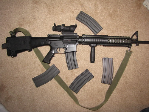 m16a4 image search results M16 Acog