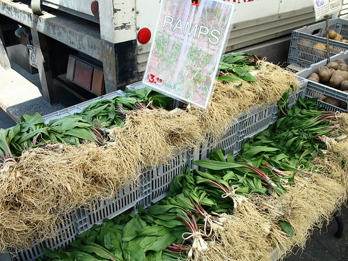 greenmarket ramps