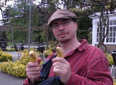 bananaman (estherase) Tags: emssimp findleastinteresting 0f kew kewgardens banana si friend friends