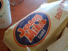 2009/365/122 Jersey Mike's