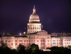 our magnificent texas state capitol building (Bill Oriani) Tags: building night austin bill texas state capitol zuiko 2009 tonemapped oriani 50200mmf2835 olympuse3 photomatrixpro3 billoriani