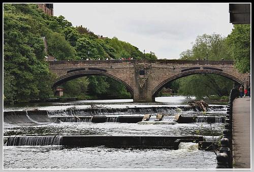 SilverStreet Bridge   Durham