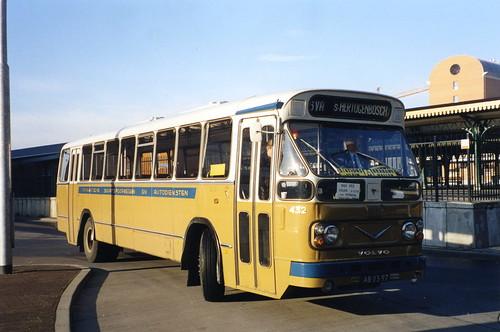 Even met de bus in de zestiger jaren