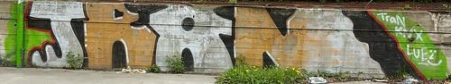Graffiti i Grünerhagen