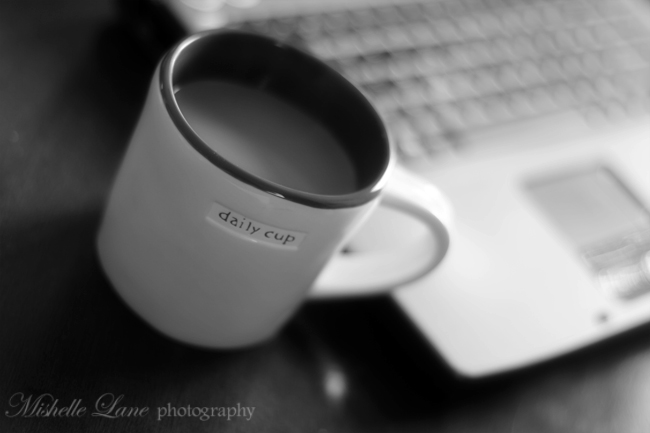 5/11: My New Coffee Cup