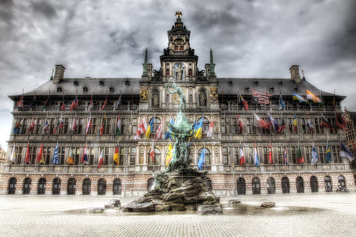 Antwerp City Hall 365-128