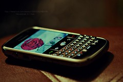 ~ (M.AL-Thani .. BRB) Tags: black by berry blackberry  malthani