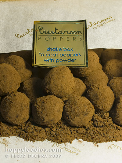 Gigis Choco Popper Custaroon Shake