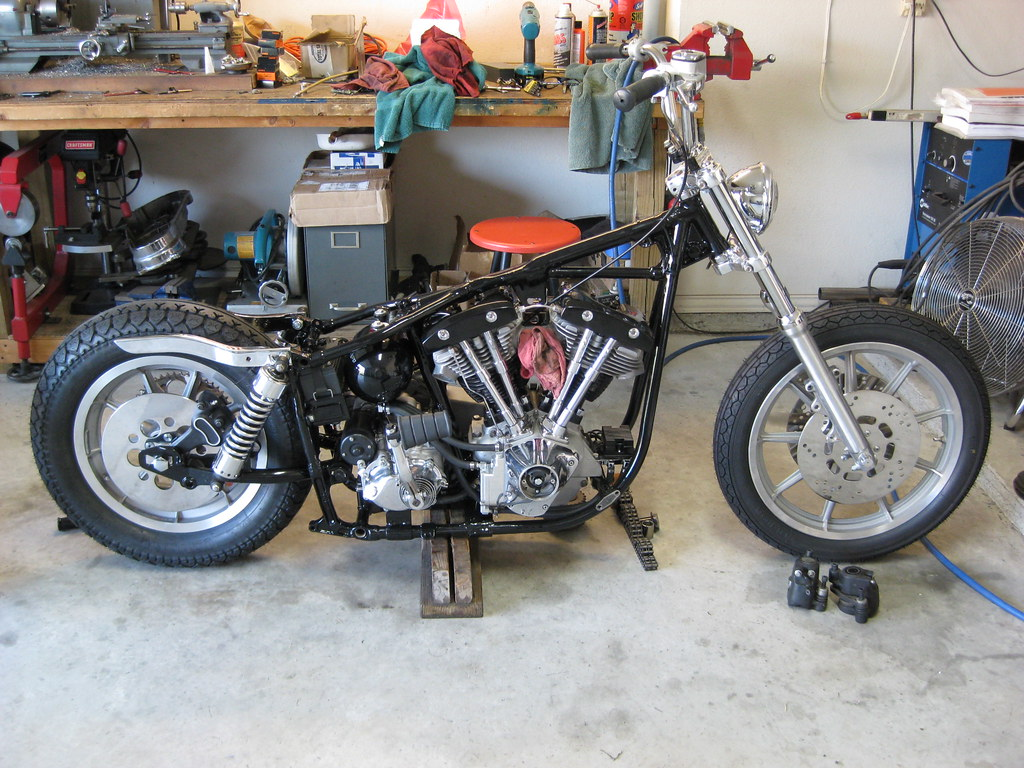 The World\'s Best Photos of frame and shovelhead - Flickr Hive Mind
