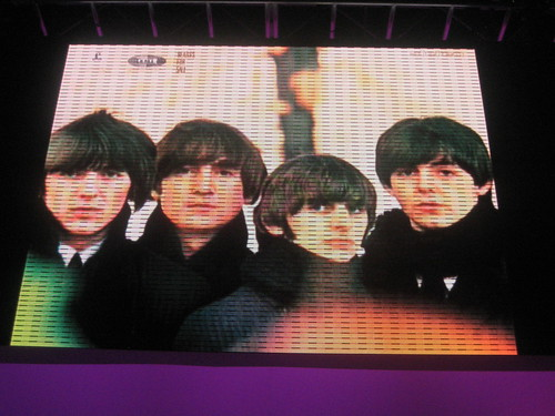 Los Beatles by CuteGeekCom.