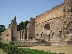 Rome, 2009 905 (shiv5468) Tags: baths caracalla rome2009