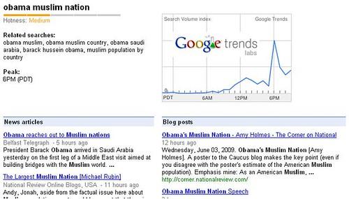 obama muslim nation