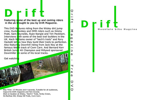 Drift DVD cover