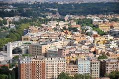 Rome, toits, terrasse, DSC_1216 (Patrick.Raymond (2M views)) Tags: rome roma nikon italia terrasse italie lazio toits latium rservemontemario