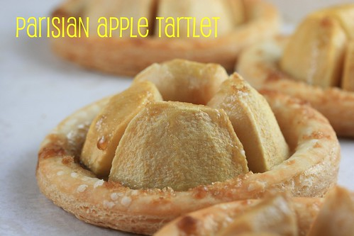 Food Librarian - Parisian Apple Tartlet