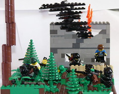 A-6-1 (1) (kojman47) Tags: lego military company alpha brickarms