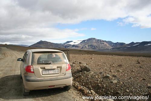 O Parque de Þingvellir Islândia