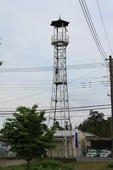 石井の火の見櫓(坂戸市)