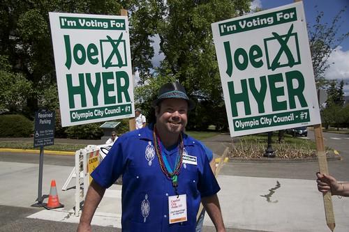 Joe Hyer