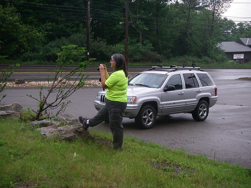 Rachel Carson photographer at Route 8