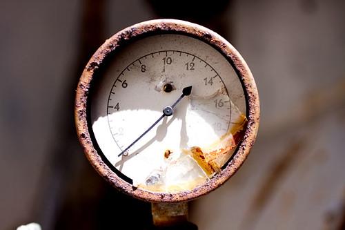 Alameda: rusty dial 3