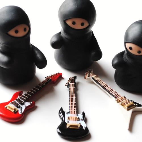 Guitar Ninjas