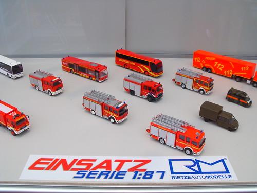 Feuerwehrmodelle 1:87
