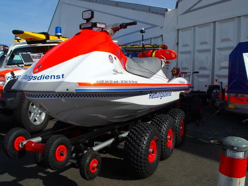 WaveRunner VX Rettungsdienst