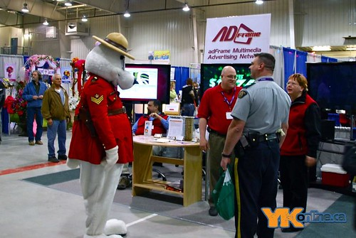 2010 Yellowknife Trade Show Day 2