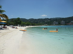 Ocho Rios Beach, Jamaica