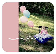 Joy-42 vintage WEB (Photography by Sabreena) Tags: balloons petti daddydaughter 1yearportraits