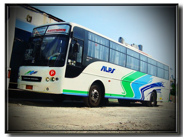 alps bus volvo nissan diesel nv sr 9700 inc incorporated 767 ud supercharged the i6 rosenda sr620 ja450ssn nvseries pf6a