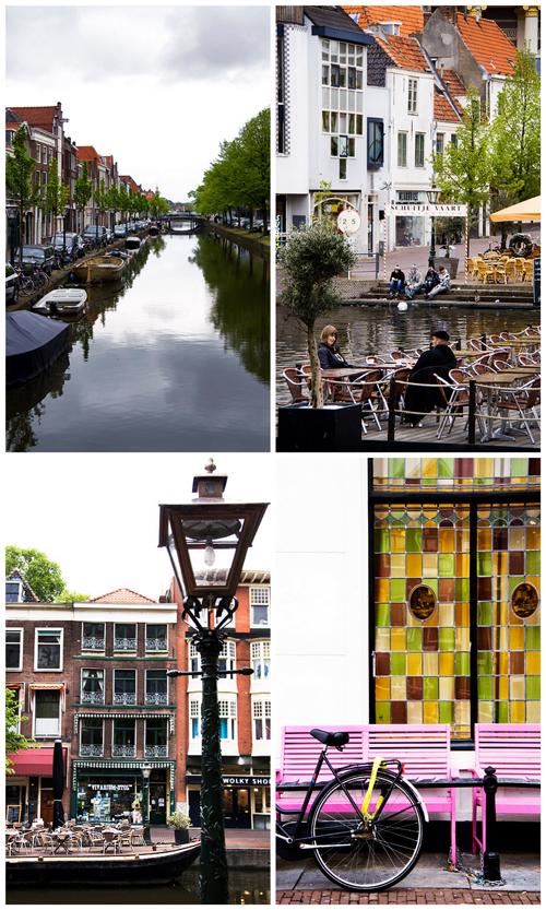 Leiden, Holland