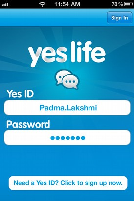 Yes life iOS