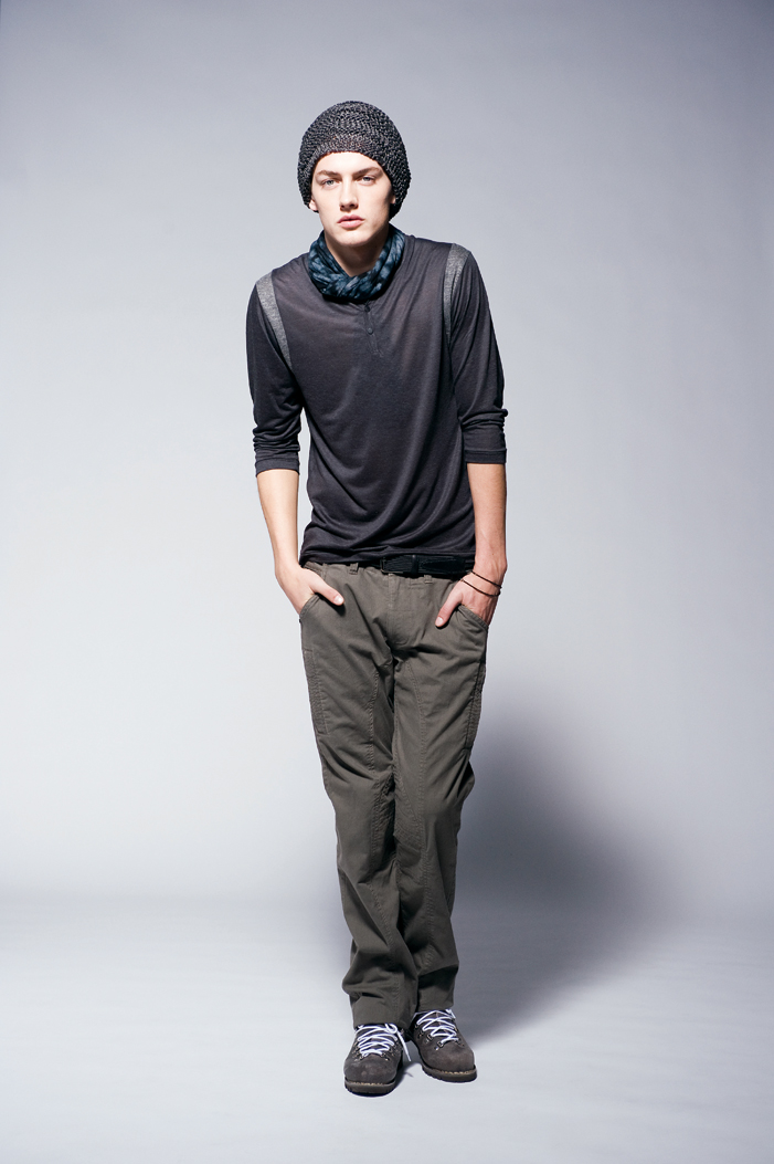 Jakob Hybholt0204_JOSEPH HOMME CASUAL 2011 Spring-Summer Collection(Official)