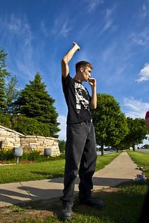 Anti-Torture Vigil - Week 52: Kirk Freed