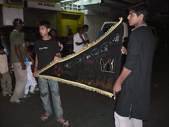 P1010885 (Art of Tahir) Tags: street israel maurice religion shia muharram ashura procession moris mauritius manifestation gaza matam ashoura portlouis moharram protestation ashurah khoja azadari matamdari ashourah