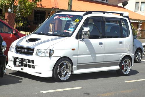 Daihatsu Mira L500. Daihatsu Move Casual (Perodua