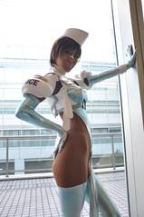 ギャルハウンド (hobby_blog) Tags: costume cosplay tft コスプレ コスチューム nikond90 士郎政宗 ギャルハウンド