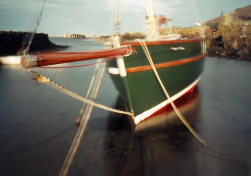 Harbour through a pinhole 14Jan09