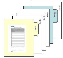 Acta de consignación de documentos