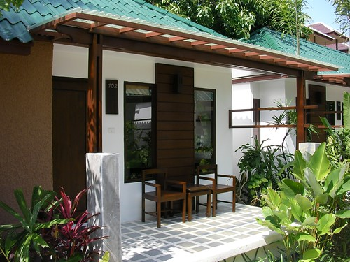 Koh samui Evergreen resort Deluxe Villa19