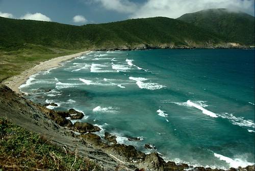 [フリー画像] 自然・風景, 海, 海岸, コロンビア, 201010080700