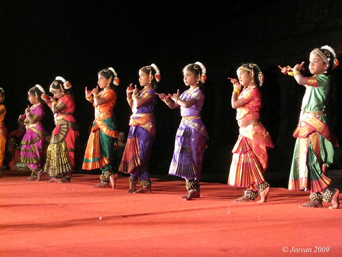 Bharatanatyam, at Dance Festival 09