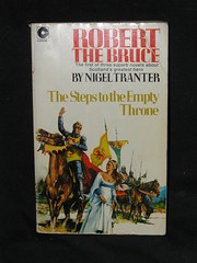 Book - Robert the Bruce: The Steps to the Empty Throne