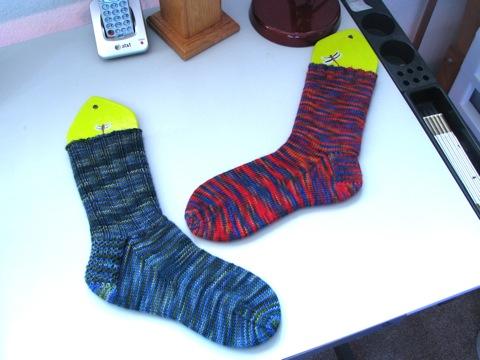 Practice Socks Singles