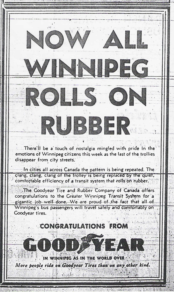 winnipeg rolls on rubber