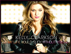 Kelly Clarkson - My Life Would Suck Without You (FrankyI'm Back) Tags: life suck all you kelly wanted would ever without clarkson my i frankysboomboxblogspotcom