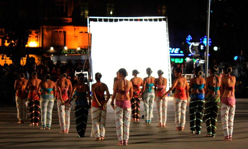 bollywood at the station