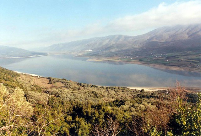 Δυτική Ελλάδα - Αιτωλοακαρνανία - Δήμος Φυτειών Λίμνη Αμβρακία
